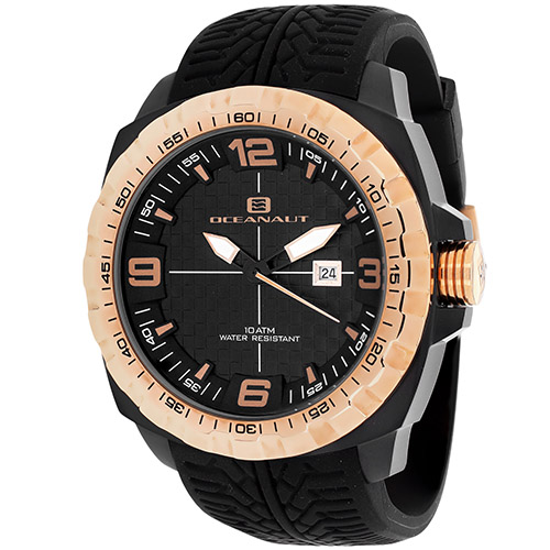 Oceanaut Racer Black Men's Watch OC1111