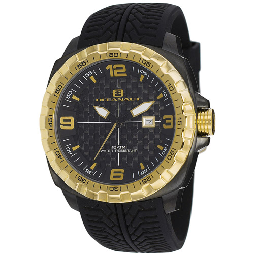 Oceanaut Racer Black Men's Watch OC1112
