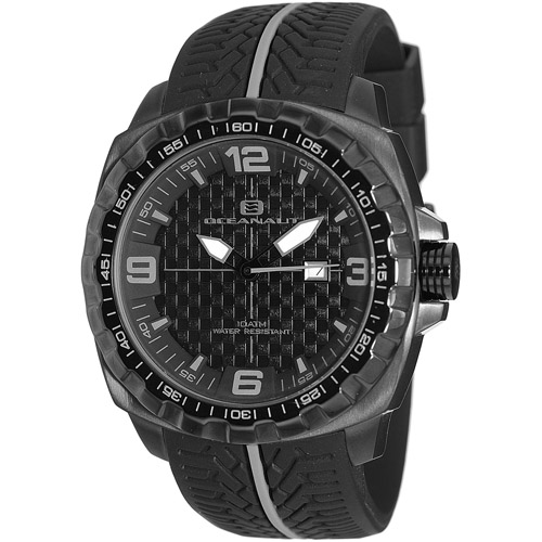 Oceanaut Racer Black Men's Watch OC1113