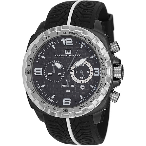 Oceanaut Racer Black Men's Watch OC1120