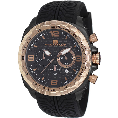 Oceanaut Racer Black Men's Watch OC1121
