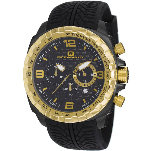 Oceanaut Racer Black Men's Watch OC1122