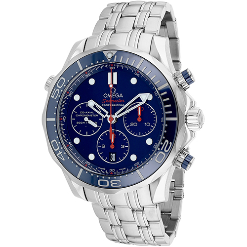 Omega Seamaster Blue Men's Watch O21230445003001