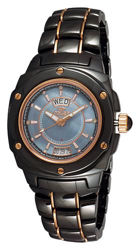 Oniss Galaxy On436-Lrg-Bk Men's Watch