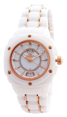 Oniss Galaxy On436-Lrg-Wh Women's Watch