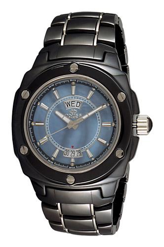 Oniss Galaxy On436-M-Bk Men's Watch
