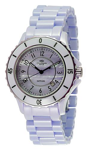 Oniss Ceramica On8043-L-Lv Women's Watch