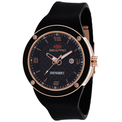 Seapro Driver Sp2111 Men's Watch