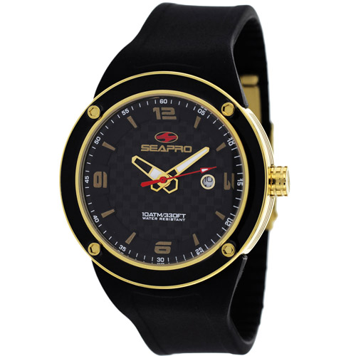 Seapro Driver Sp2112 Men's Watch