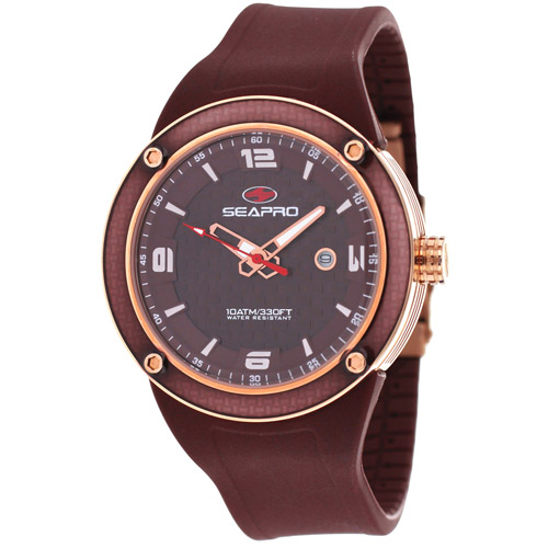 Seapro Driver Sp2117 Men's Watch