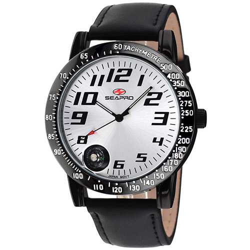 Seapro Raceway Sp5110 Men's Watch
