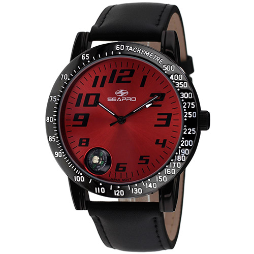Seapro Raceway Sp5111 Men's Watch