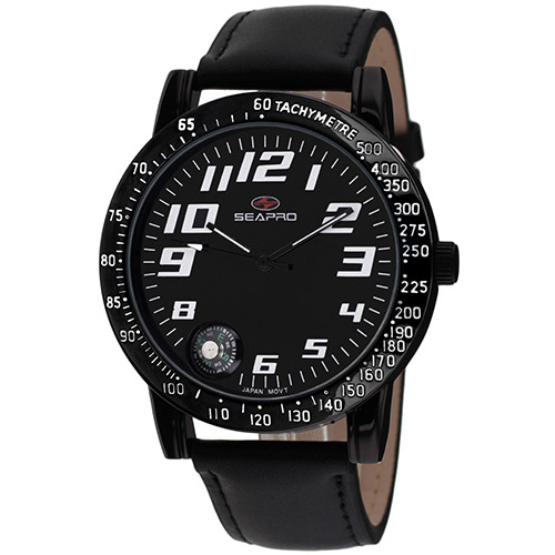 Seapro Raceway Sp5112 Men's Watch