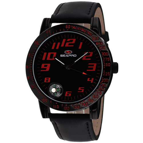 Seapro Raceway Sp5114 Men's Watch