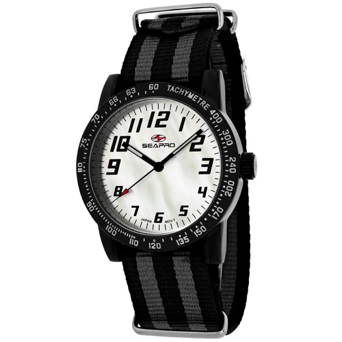 Seapro Bold Sp5210Nbk Women's Watch