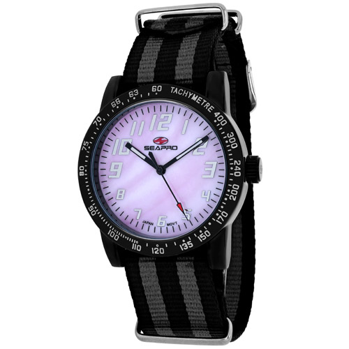 Seapro Bold Sp5211Nbk Women's Watch