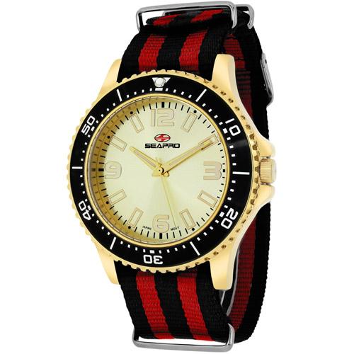 Seapro Tideway Sp5315Nr Men's Watch