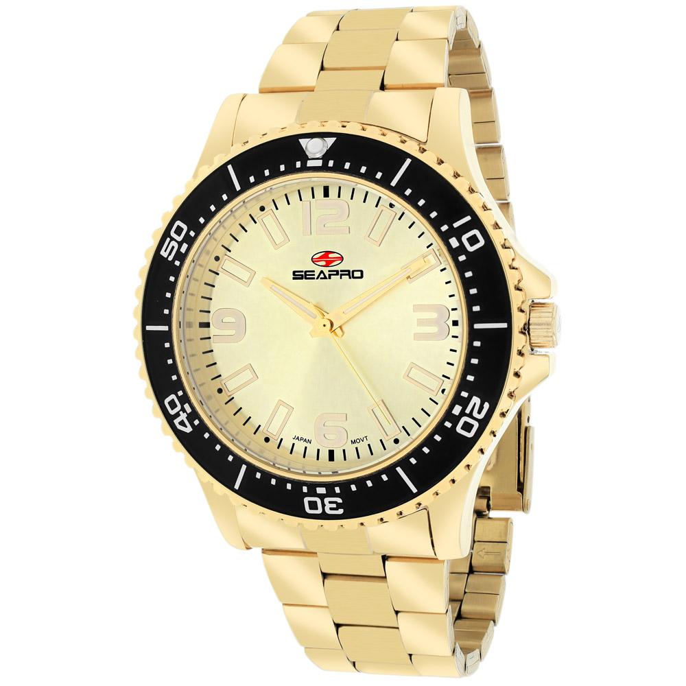 Seapro Tideway Sp5333 Men's Watch
