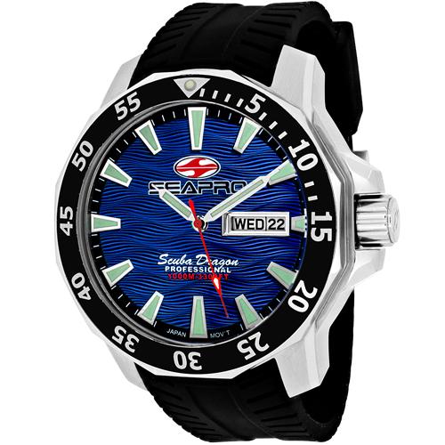 Seapro Scuba Dragon Diver Limite Sp8316 Men's Watch