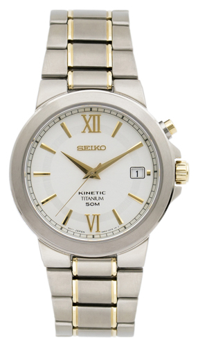 Seiko Kinetic Ska485 Men's Watch