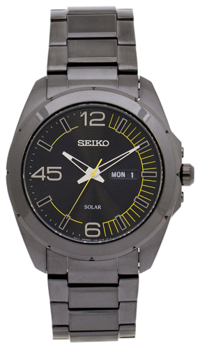 Seiko Solar Sne287 Men's Watch