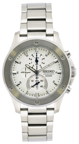 Seiko Chronograph Spc091 Men's Watch