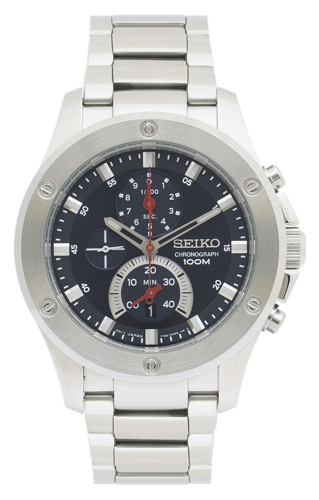 Seiko Chronograph Spc093 Men's Watch