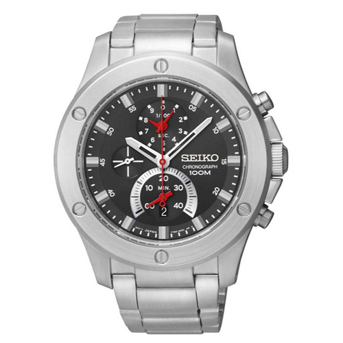 Seiko Chronograph Spc095 Men's Watch