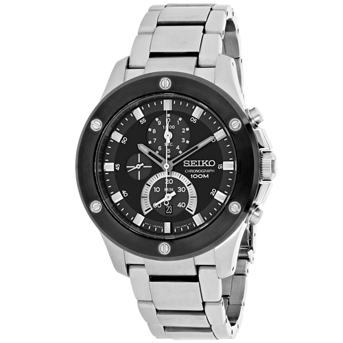 Seiko Chronograph Spc097 Men's Watch