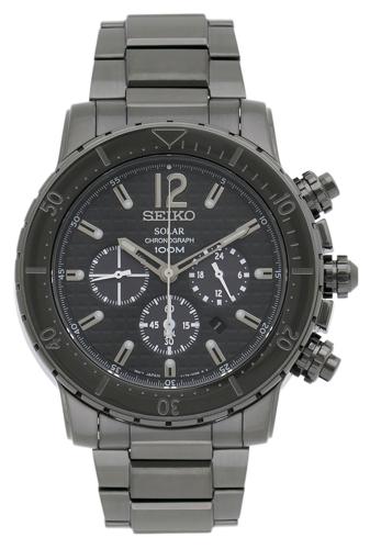 Seiko Solar Chronograph Ssc225 Men's Watch