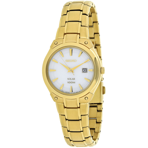 Seiko Solar Sut142 Women's Watch