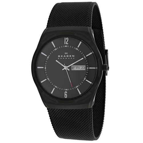 Skagen Melbye Black Men 's Watch SKW6006