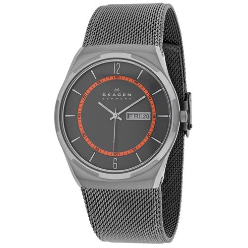 Skagen Melbye Silver  Men's Watch SKW6007