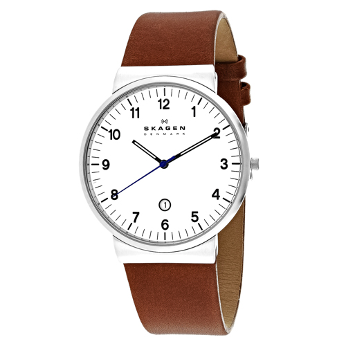 Skagen Ancher White Men's Watch SKW6082