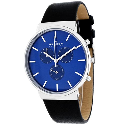 Skagen Ancher Blue Men's Watch SKW6105