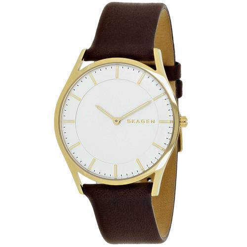 Skagen Holst White Men's Watch SKW6225