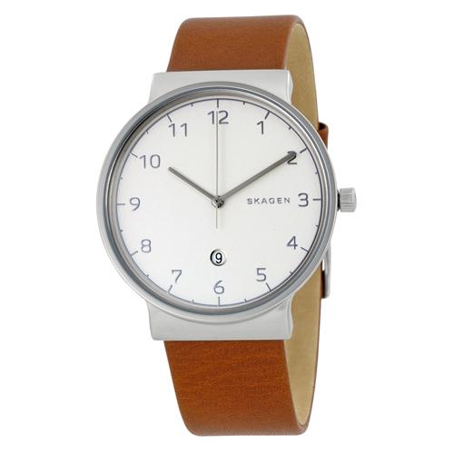 Skagen Ancher Silver Men's Watch SKW6292