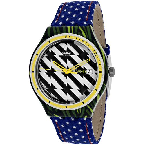 Swatch Tiger Babs Ygs7016 Women's Watch