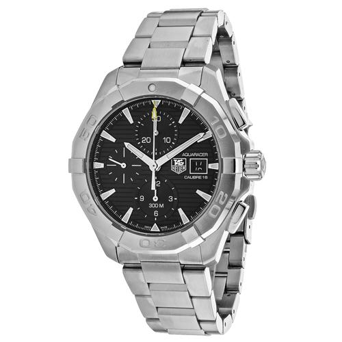 Tag Heuer Aquaracer Black Men's Watch CAY2110.BA0927