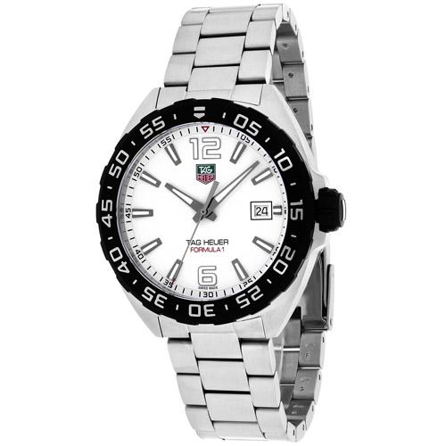 Tag Heuer Formula 1 White Men's Watch WAZ1111.BA0875