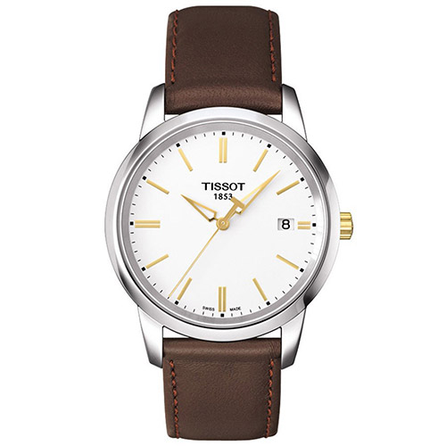 Tissot Classic Dream White Men's Watch T0334102601101