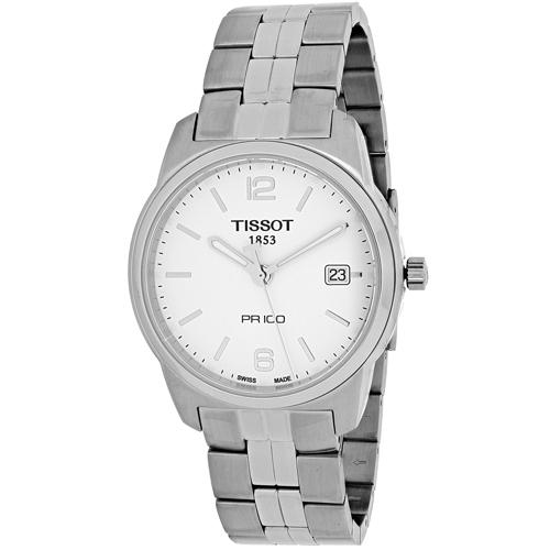 Tissot PR 100 White Men's Watch T0494101101700