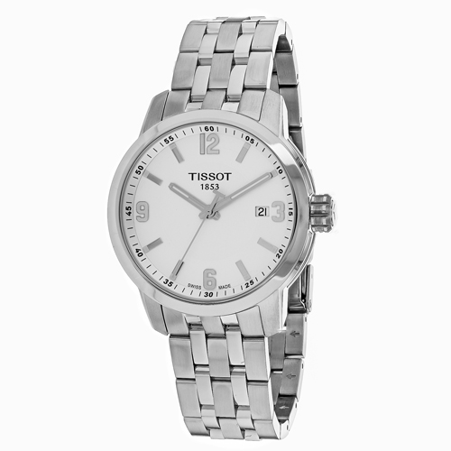 Tissot PRC 200 White Men's Watch T0554101101700