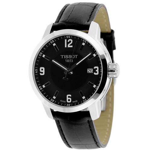 Tissot PRC 200 Black Men's Watch T0554101605700