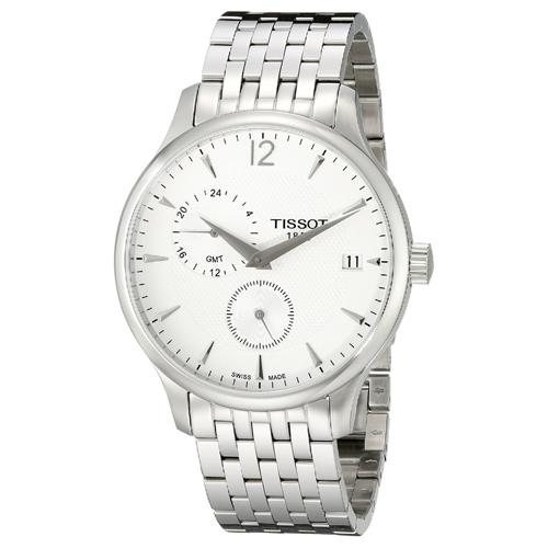 Tissot Tradition Silver Men's Watch T0636391103700