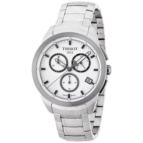 Tissot Titanium White Men's Watch T0694174403100