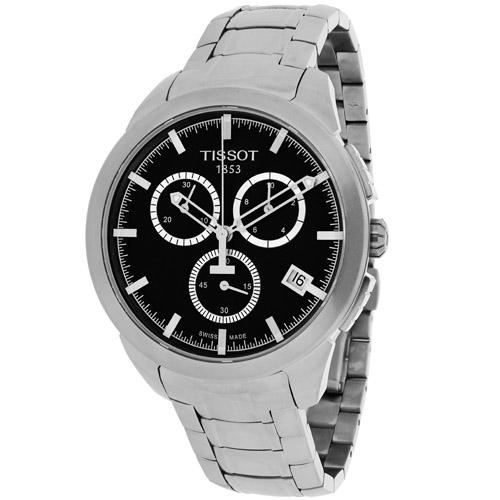 Tissot Titanium Black Men's Watch T0694174405100