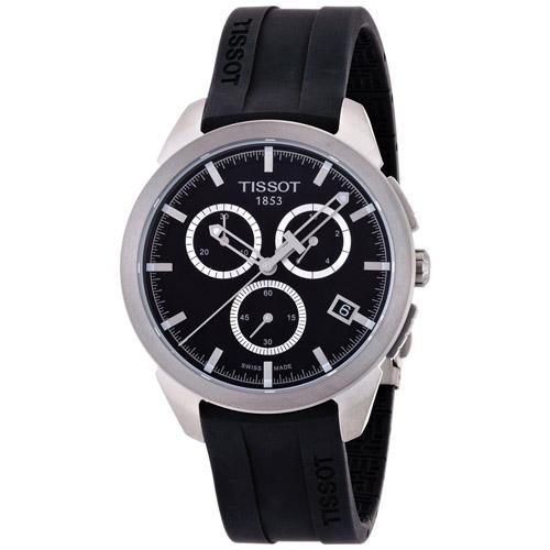 Tissot Titanium Black Men's Watch T0694174705100