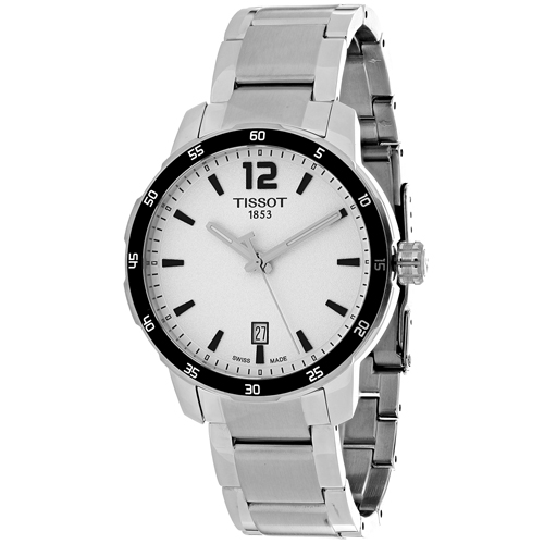 Tissot T-Classic Tradition Silver Men's Watch T0954101103700