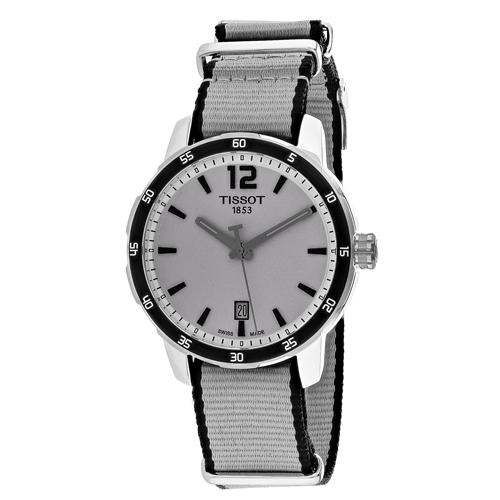 Tissot Quickster Silver Men's Watch T0954101703700